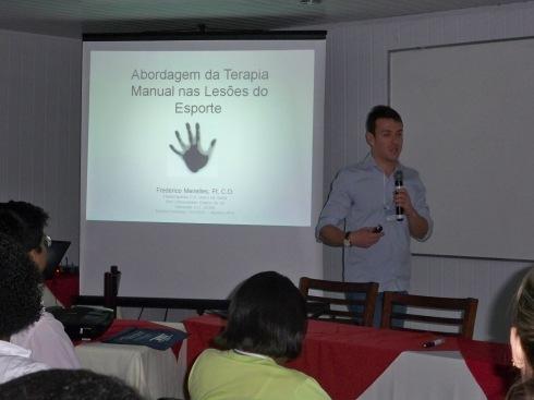 Dr. Frederico Meirelles Congresso AFERJ 2011